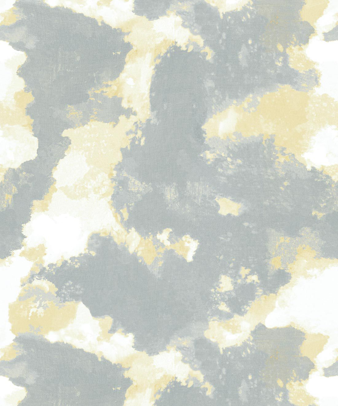 Autumn Path Wallpaper Bronze • Shibori Abstract