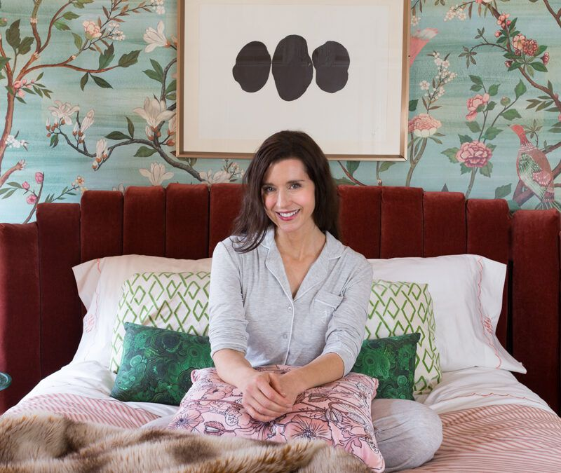 Jewel Marlowe • Master Bedroom • Interior Designer