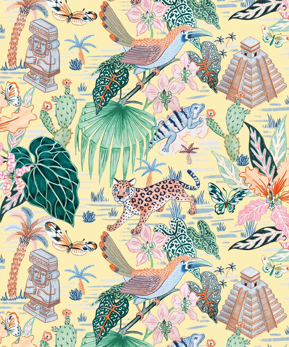 Yucatán Wallpaper