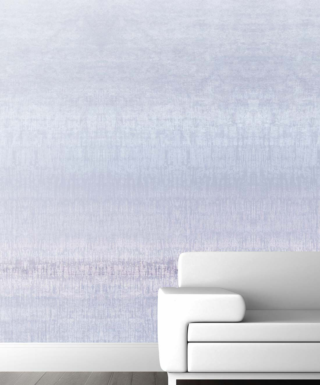 Tourmaline Wallpaper by Simcox • Color Lilac • Abstract Wallpaper • insitu
