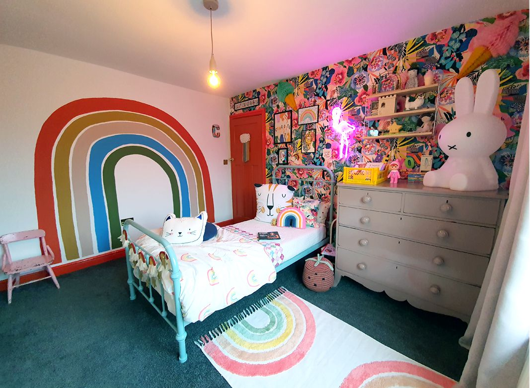 Willy Wonk and the Wallpaper Factory Blog by Rachael Beck