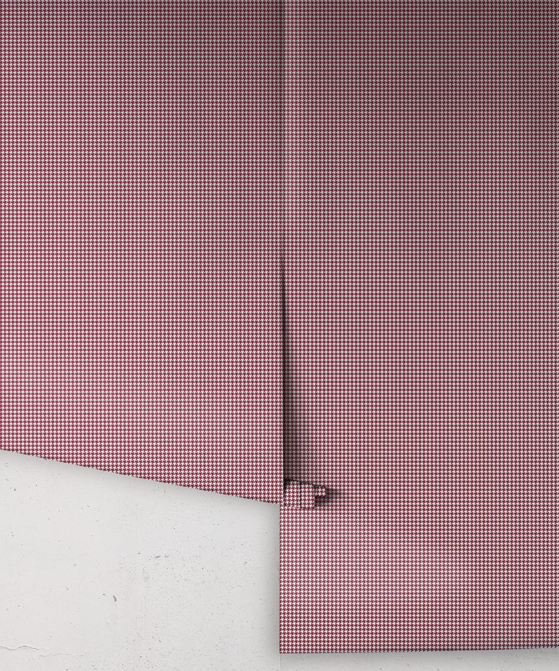 Houndstooth Wallpaper • Dogstooth Wallpaper • Ron Burgundy •Rolls