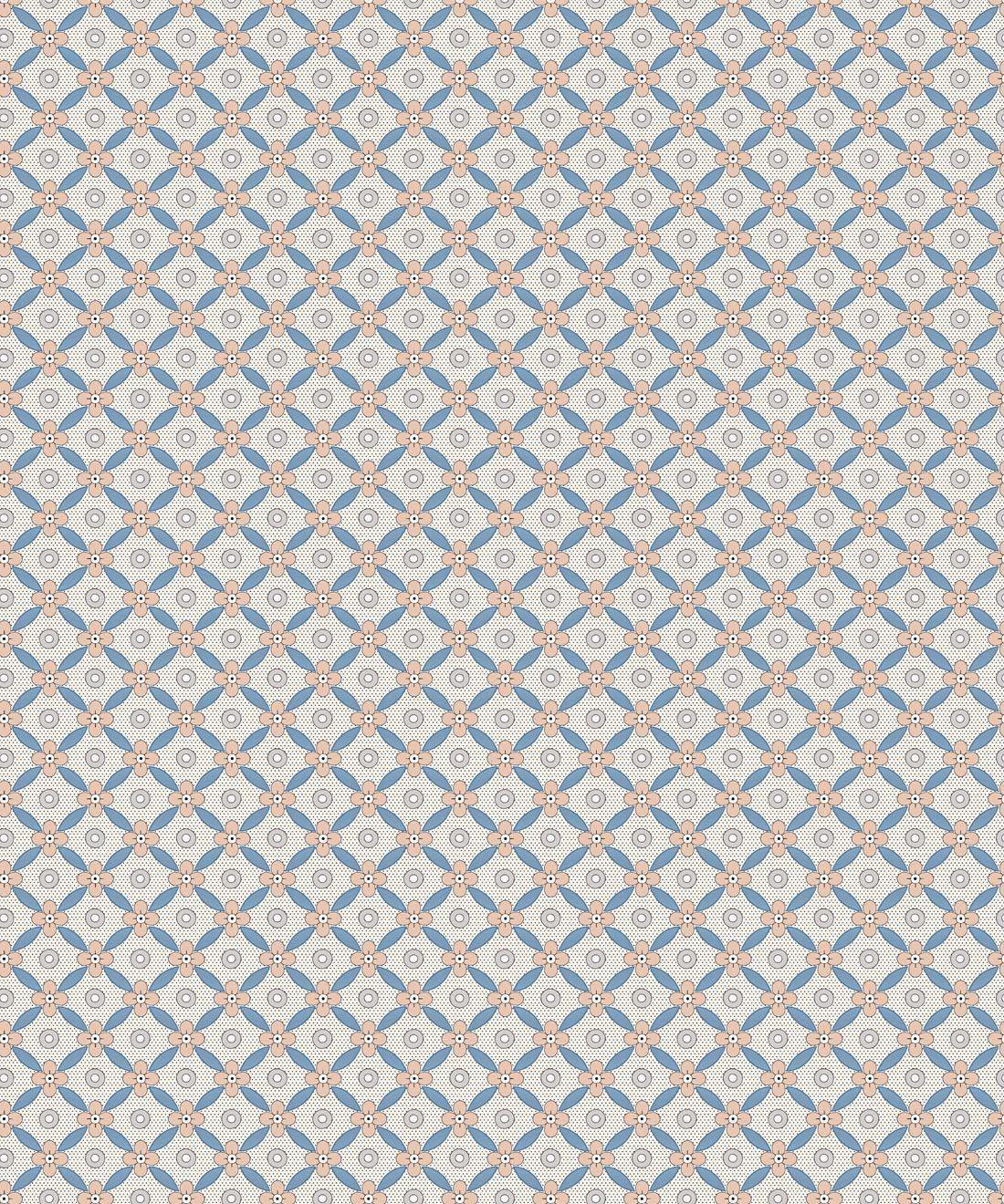 Petite Wallpaper • Blush • Swatch