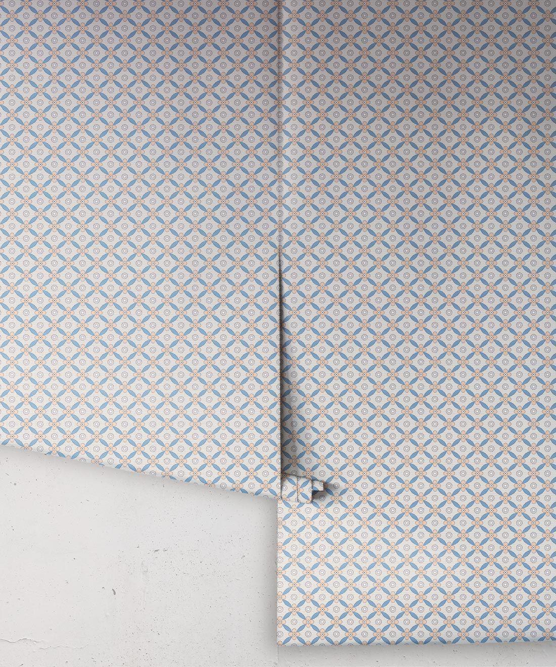 Petite Wallpaper • Blush • Rolls