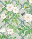 Treilage Wallpaper • Floral Wallpaper • Beige • Swatch