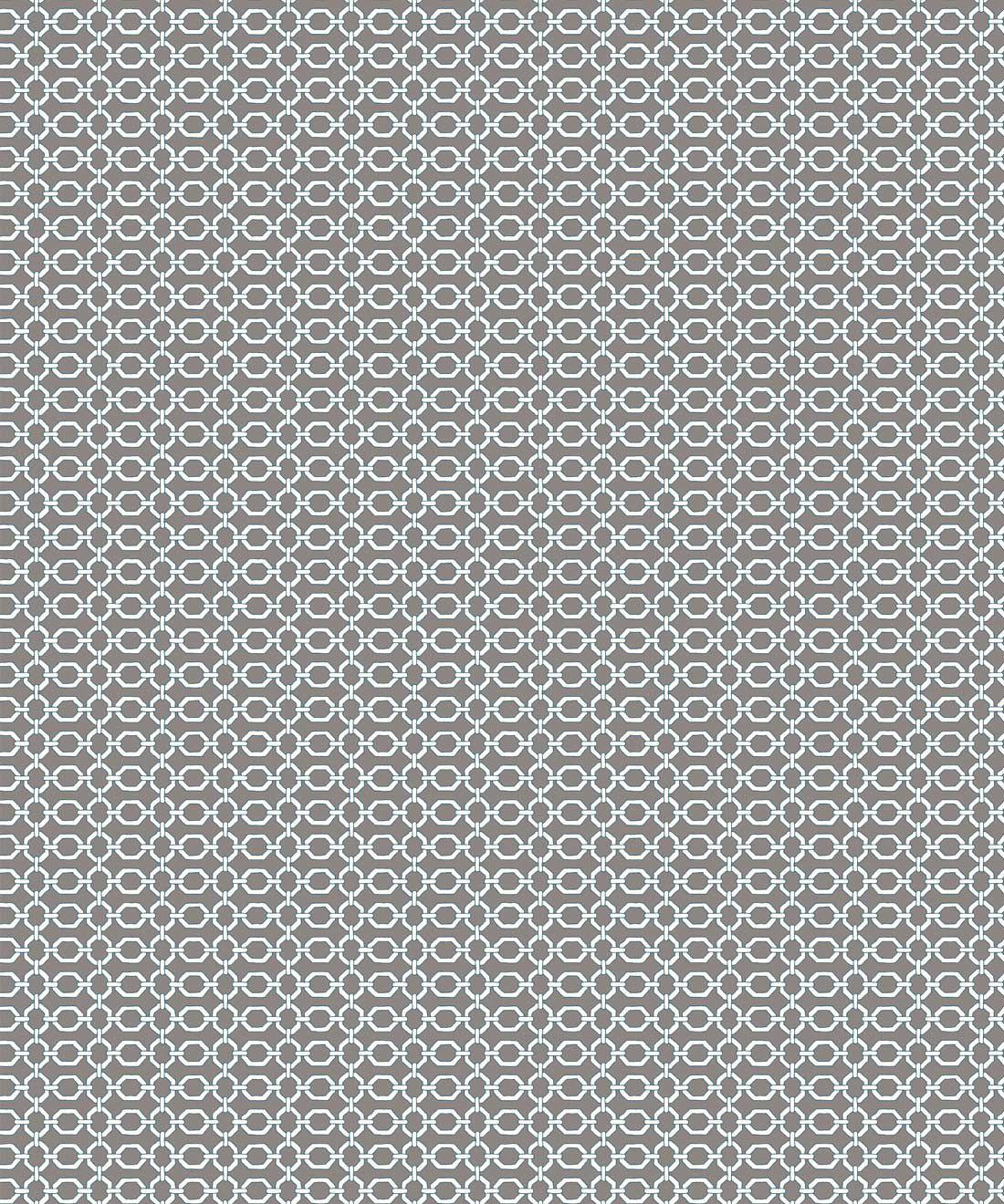 Ravello Wallpaper • Dianne Bergeron • Stone •Swatch