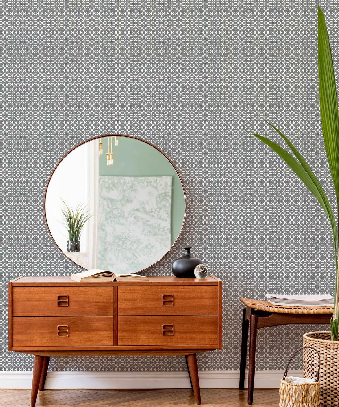 Ravello Wallpaper • Dianne Bergeron • Stone •Insitu