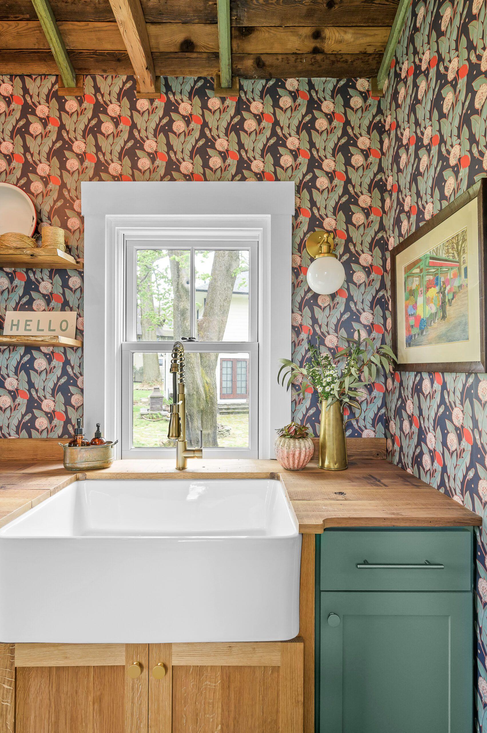 Dandelion Wallpaper by Yorklyn Home